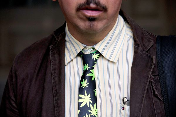 weed mexico tie