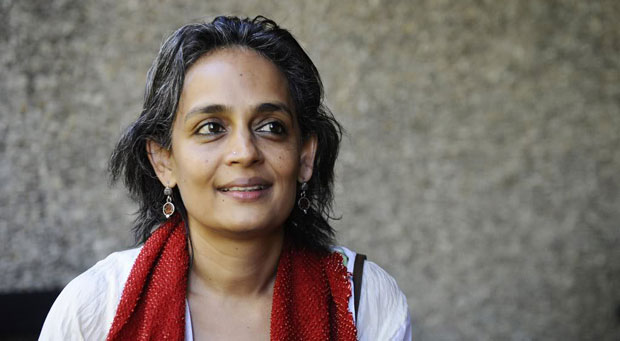 Arundhati Roy Feels Current State Of India Can