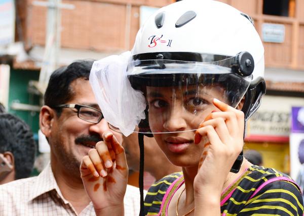 helmet india