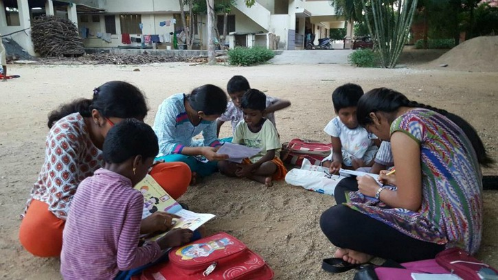 Delhi Boy Adopts A Bengaluru Village