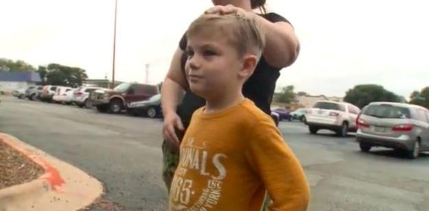 Boy donates his piggy bank savings to a mosqe