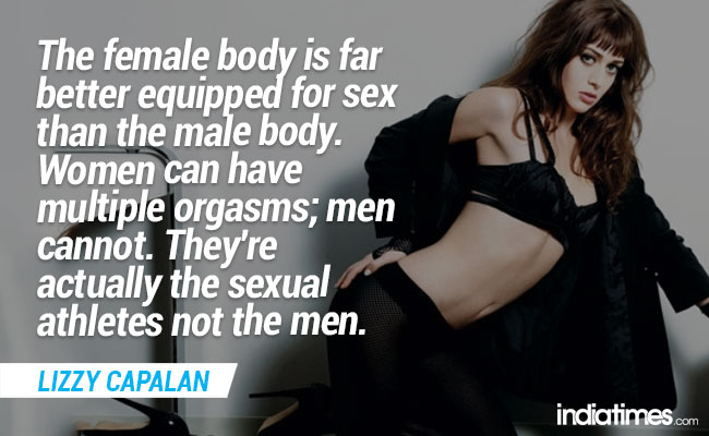 11 Famous Ladies Who Feel Orgasms Are Awesome