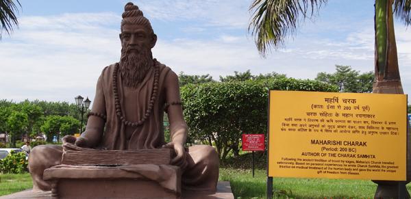 Statue of Acharya Charaka