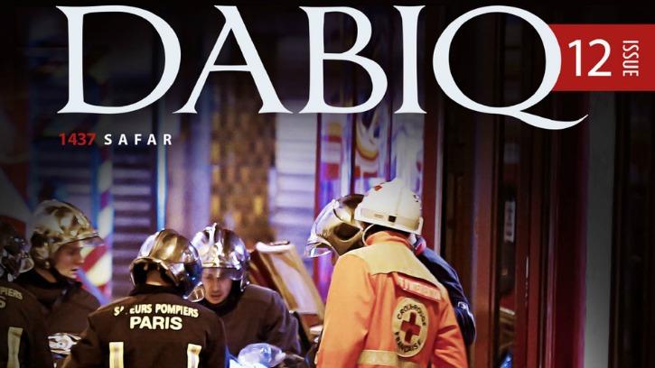 ISIS Magazine Praises Paris Attackers