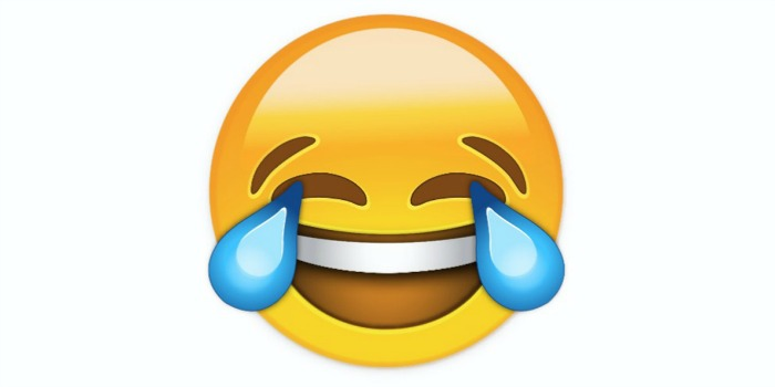 Word of the year 2015 is an emoji