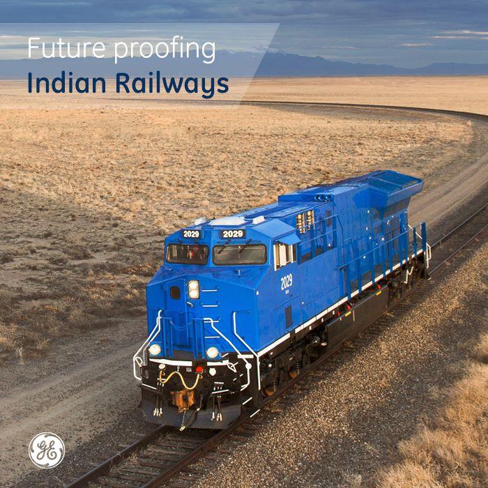 GE-Indian Railways Deal