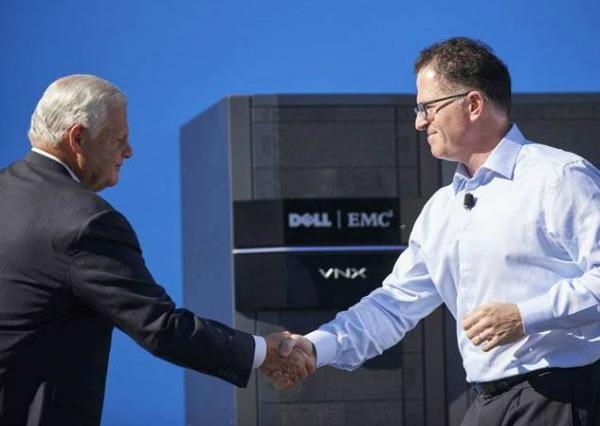 IBM-EMC Deal