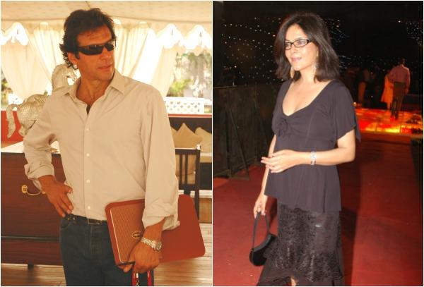 Imran Khan, Zeenat Aman