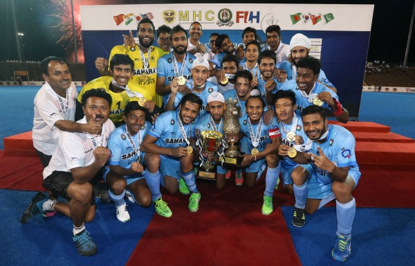 Indian junior hockey men