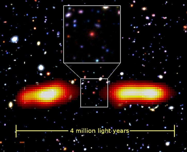J021659-044920 Radio Galaxy
