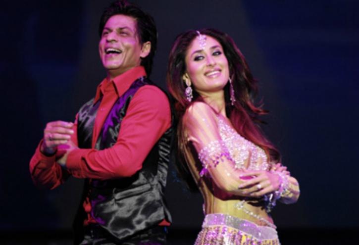 SRK and KAreena Kapoor