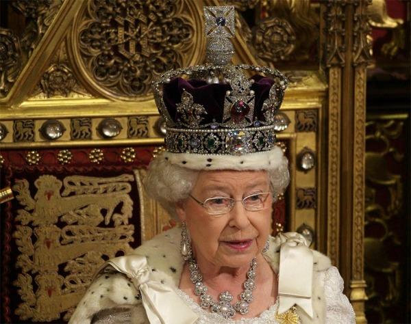 Queen Elizabeth II Koh-i-noor
