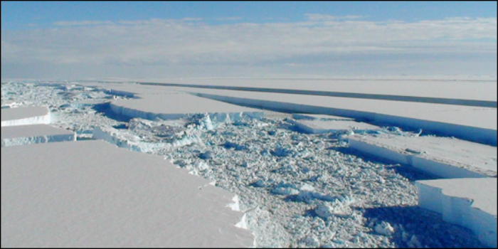 The Ice Shelf In Antarctica Is Expanding, Not Contracting. We Tell You Why It