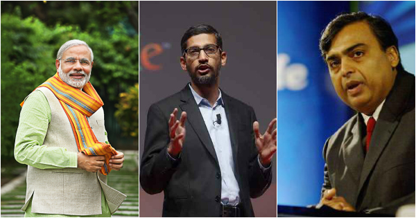 Narendra Modi, Mukesh Ambani And Sunder Pichai Are Contenders Of Times Person Of The Year Title