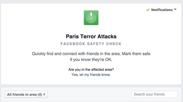 Facebook Security Check