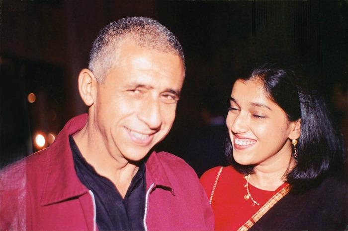 Naseerudin and Ratna