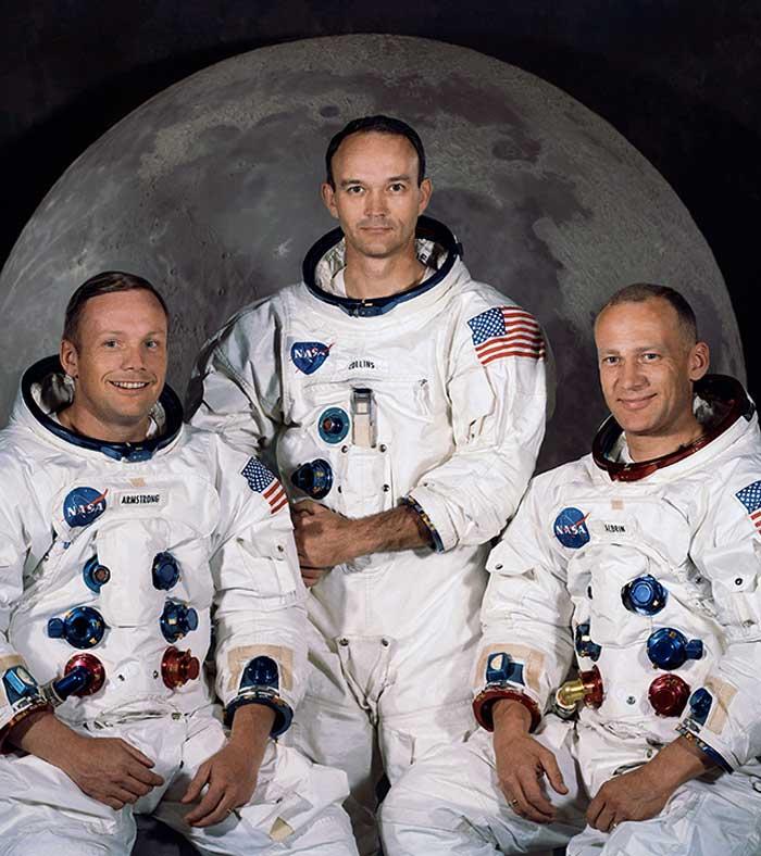 Neil Armstrong & Edwin Aldrin