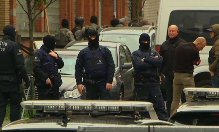 After Paris, Brussels On Terror Alert, City Locked Down After Warning Of Paris Style Attacks