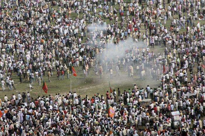 Patna rally blasts