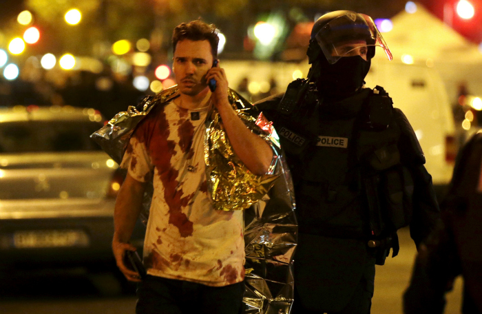 I Thought It Was A Joke But Then It Was Carnage, Paris Attack Victim Shares Her Gruesome Tale
