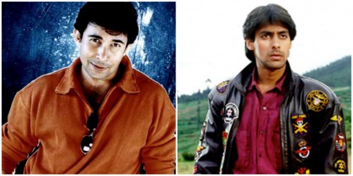 Salman and Deepak Tijori