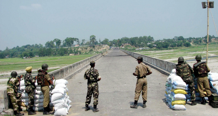 13 Indian Jawans Chase Smugglers Into Nepalese Territory, Get Detained By Nepal Armed Forces