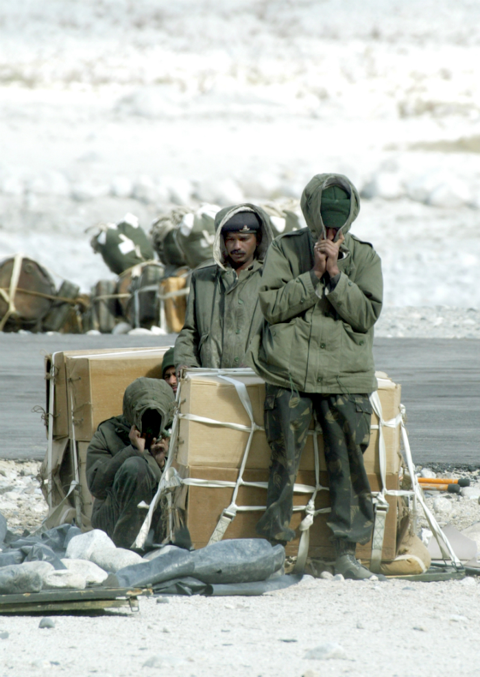 Indian Army Siachen