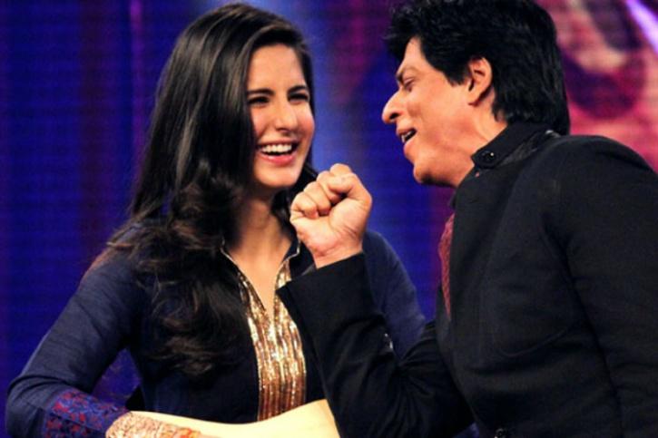 SRK and Katrina Kaifq