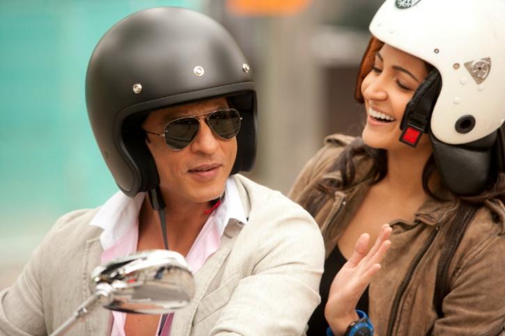 SRK and Anushka