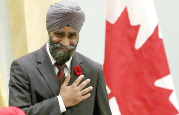 Meet Harjit Sajjan, Canada