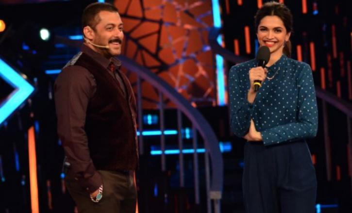 Salman and Deepika
