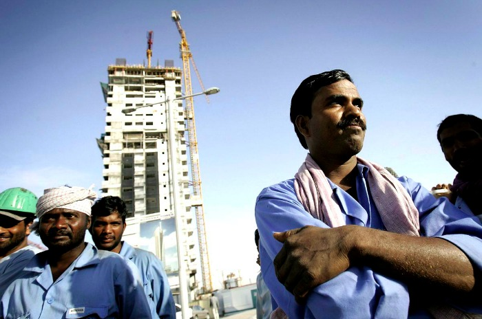 Representational Image: Indian labourers stuck in Saudi camp