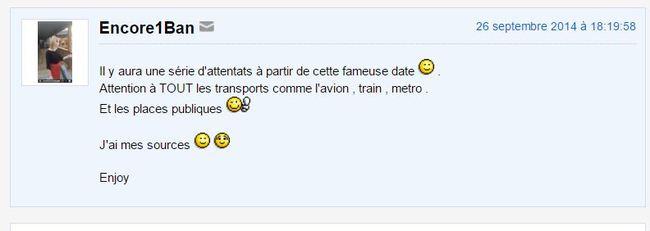 Prediction france paris attack 2
