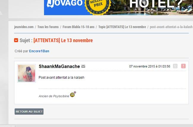 Prediction france paris attack 1