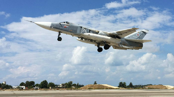Turkey Shoots Down Russian Warplane Over Violation Of Air Space, Russia Denies Crossing Borders