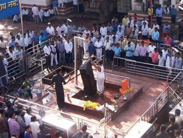 This Temple Witnessed Purification Ritual, Suspensions & Bandh Just Because A Woman Entered It