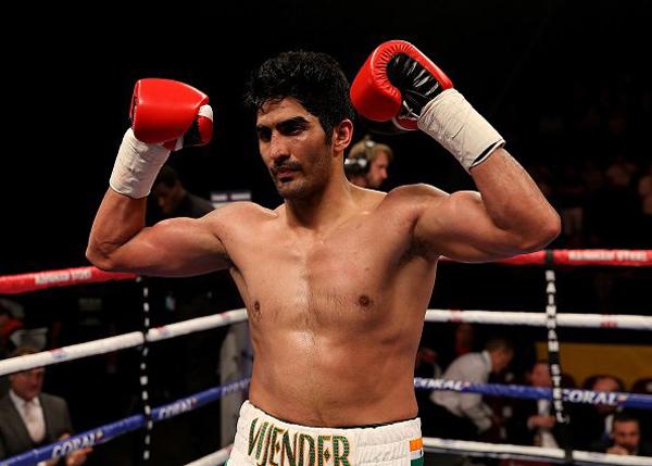 Vijender wins second bout
