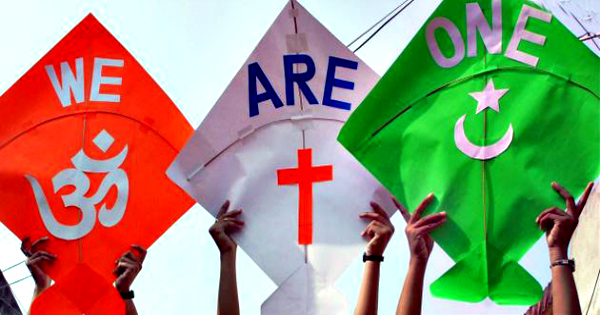 More Than 80% Indians Think That Everyone Should Have Freedom Of Religion!