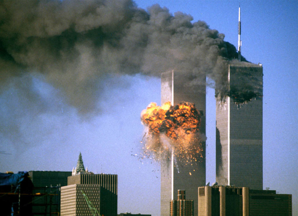 WTC attacked