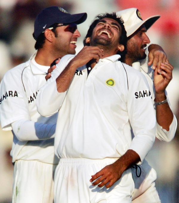 Yuvraj, Zaheer and Harbhajan
