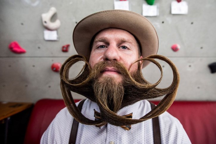 14 Best Bearded Men Of 2015