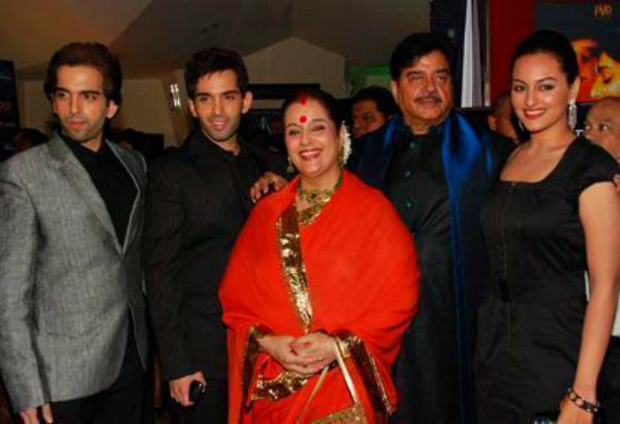 Sonakshi-family