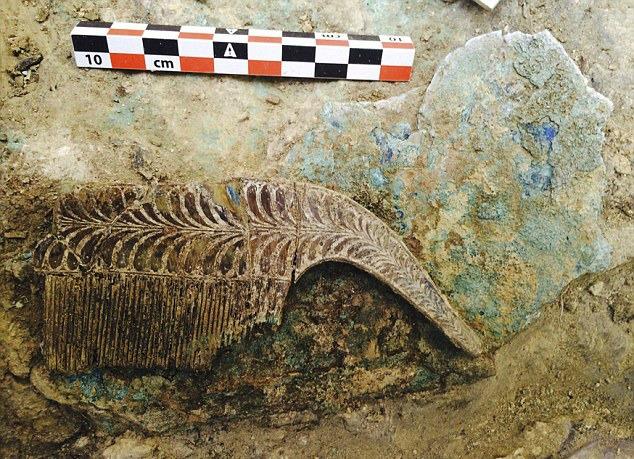 Treasure discovered in Greece