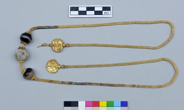 Treasure found in Greece