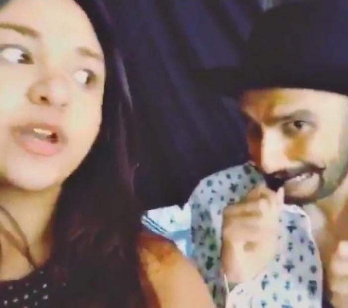 Ranveer Singh-Dubsmash