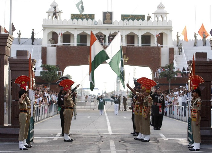 Indian Borders