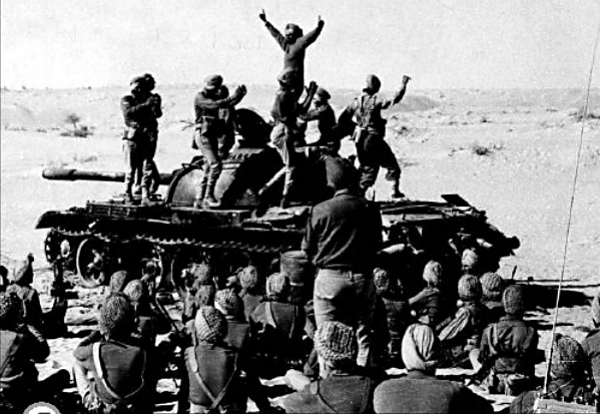 Battle Of Longewala, Brigadier Kuldip Singh