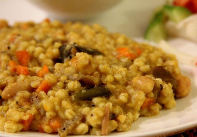 Barley and Moong Dal Recipe