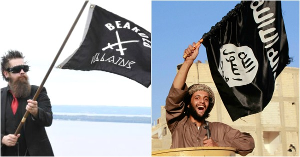 Police Gets Called To An ISIS Group Meet, Turns Out It Was Only A Club Of Harmless Bearded Men!
