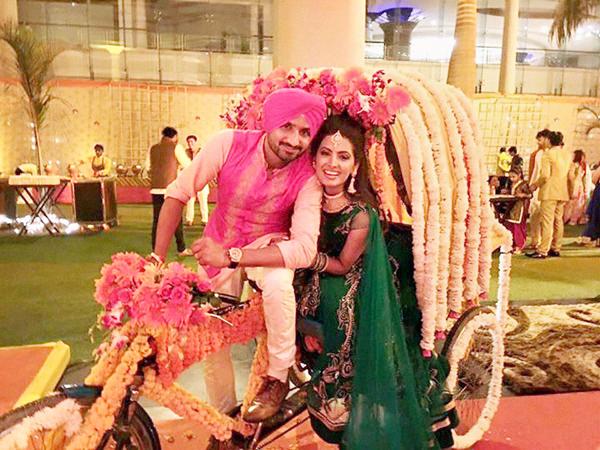 Bhajji and Geeta